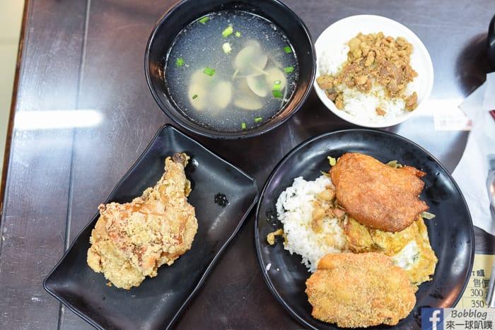 Penghu malue Roast pork rice 12