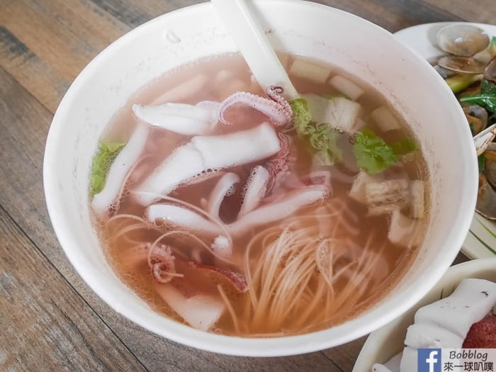 Penghu original taste neritice squide noodle 17