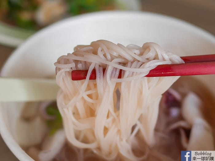 Penghu original taste neritice squide noodle 26
