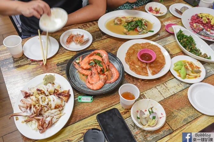 澎湖海產合菜推薦|澎漁宴(好吃台菜料理海鮮,價格合理要預約)