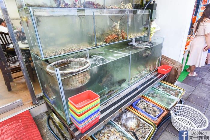 Penghu seafood restaurant 6