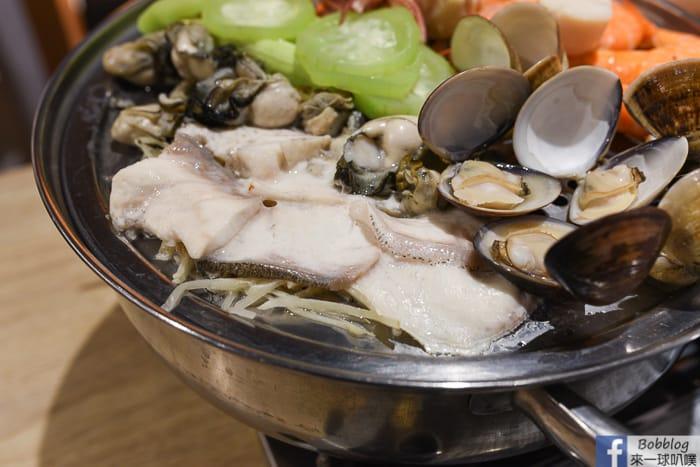 Penghu steaming Seafood 10