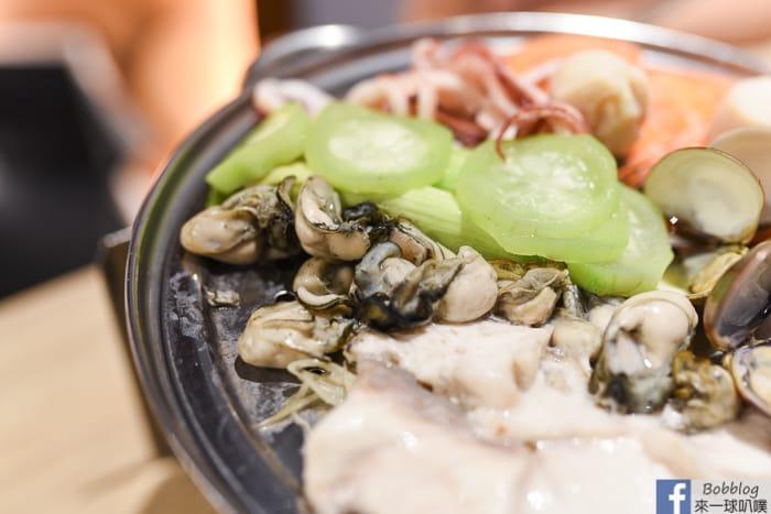 Penghu steaming Seafood 11