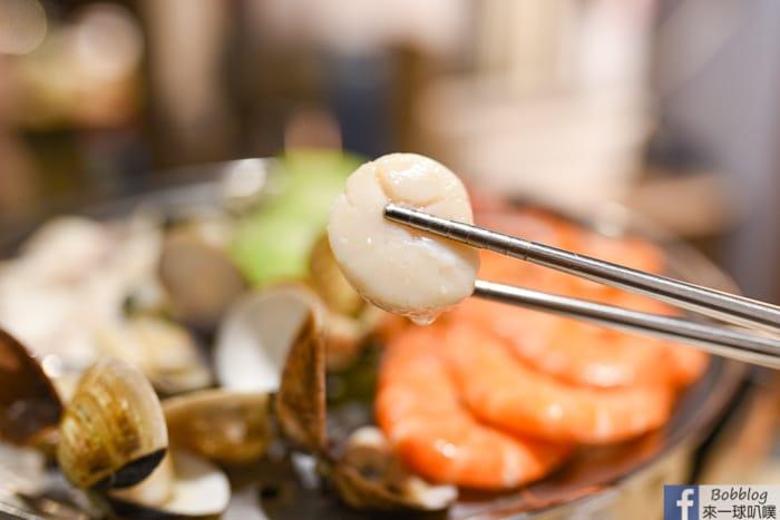Penghu steaming Seafood 13