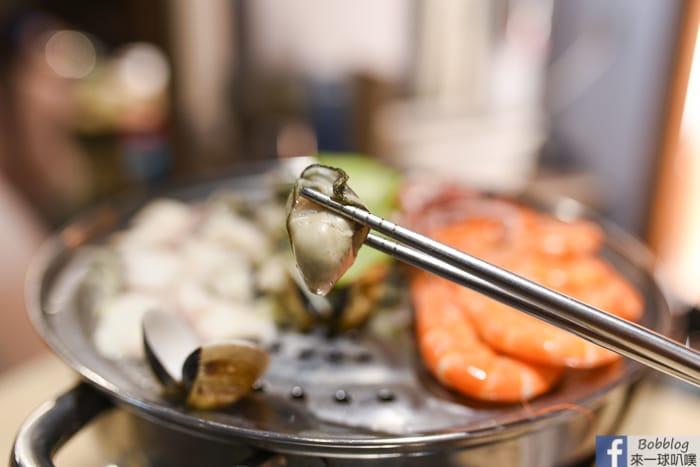 Penghu steaming Seafood 15