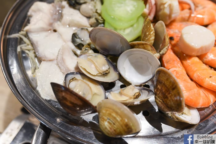 Penghu steaming Seafood 9
