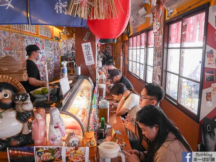 Taichung handmade sushi 34
