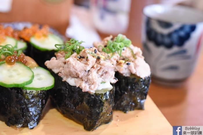 Taichung handmade sushi 45