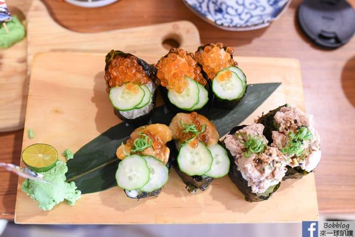 Taichung handmade sushi 48