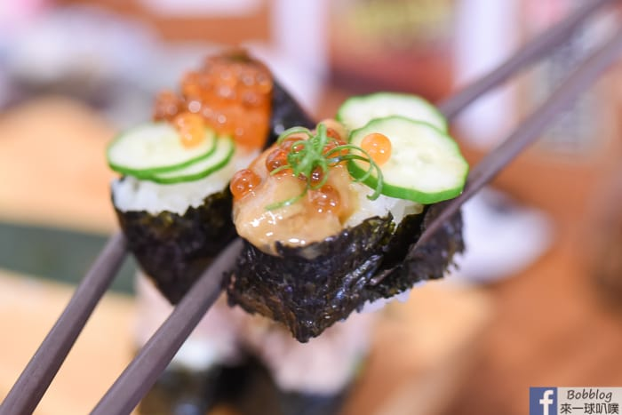 Taichung handmade sushi 50
