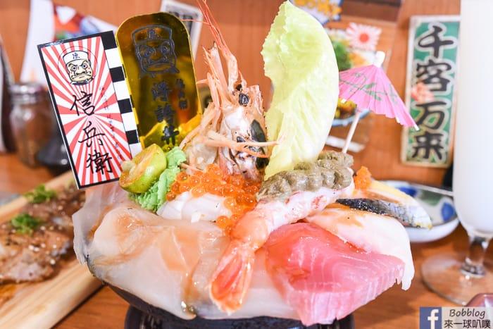 Taichung handmade sushi 56