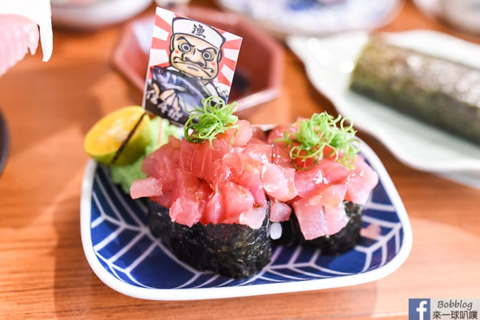 Taichung handmade sushi 58