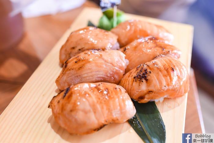 Taichung handmade sushi 61
