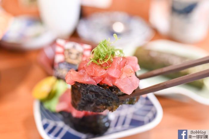 Taichung handmade sushi 62