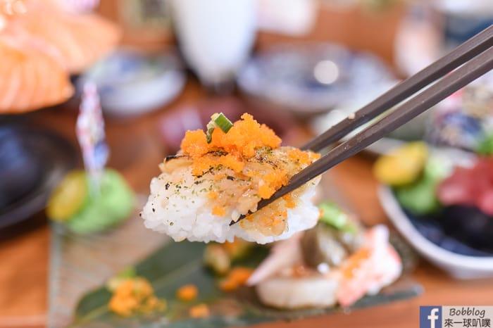 Taichung handmade sushi 63