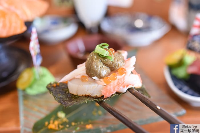 Taichung handmade sushi 65