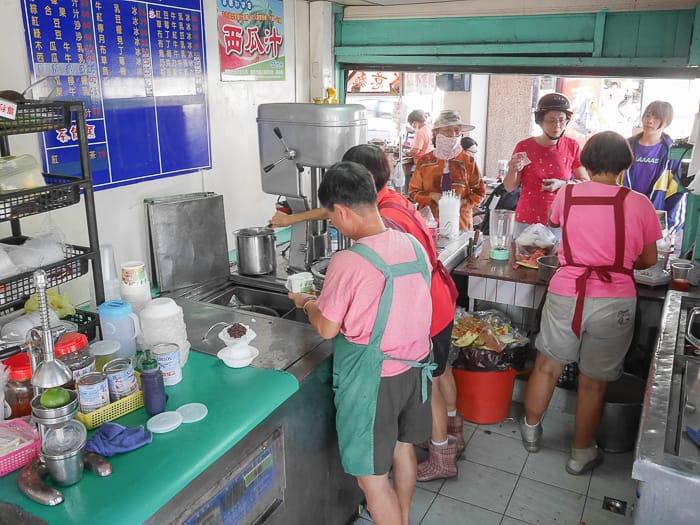 Fruit Ice Desserts shop 8