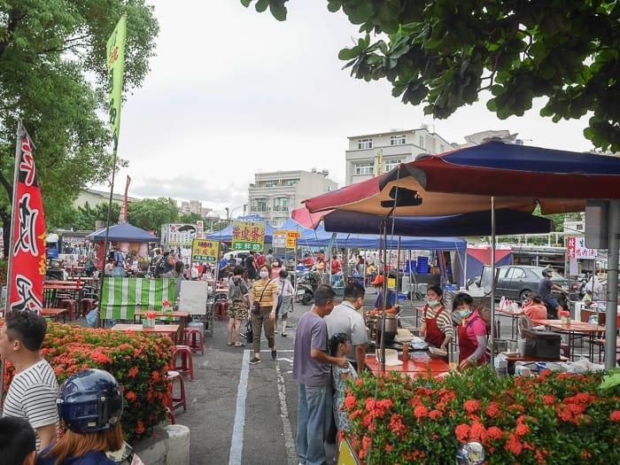 Xinying night market