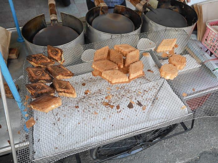 Yanshui Chicken cake1