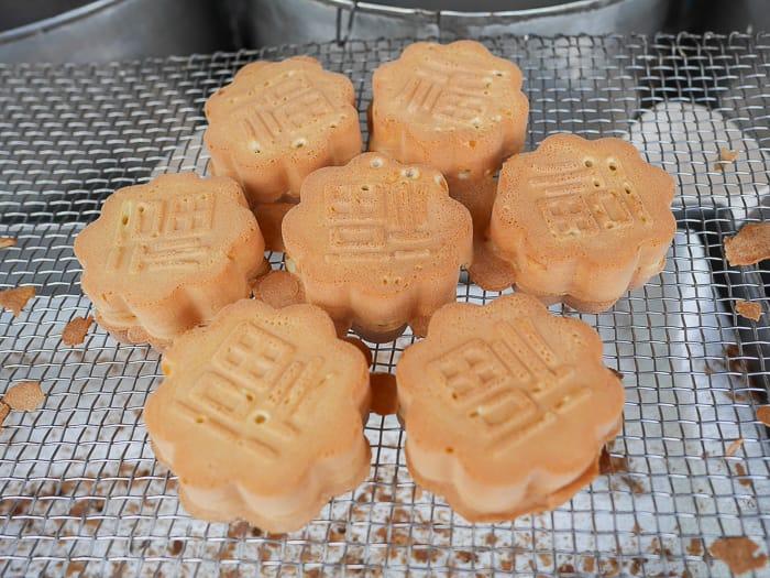 Yanshui Chicken cake15