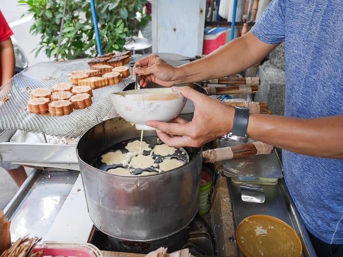 Yanshui Chicken cake18