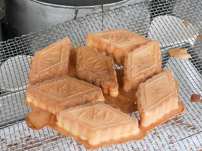Yanshui Chicken cake2