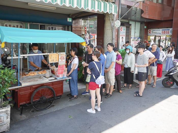 Yanshui Chicken cake31