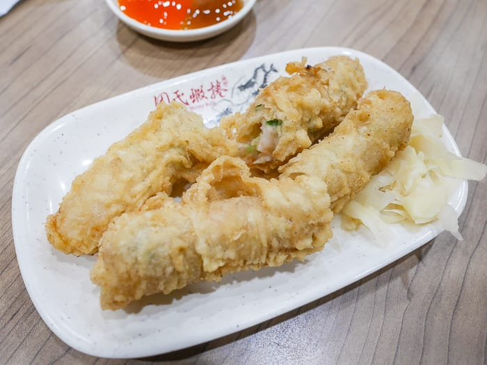 Anping Shrimp roll 10