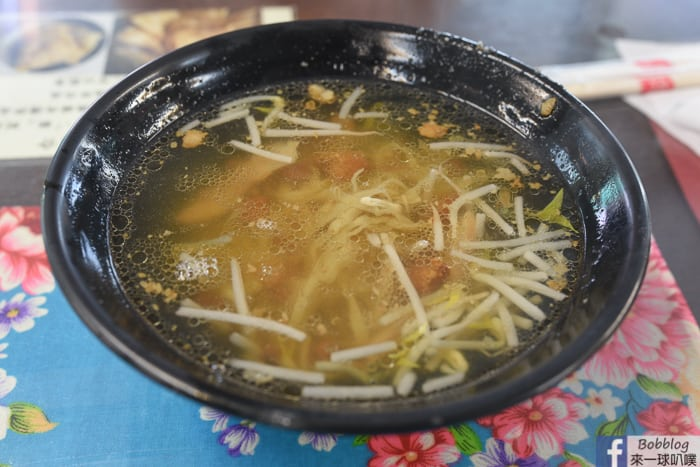 Tainan yi noodles 12