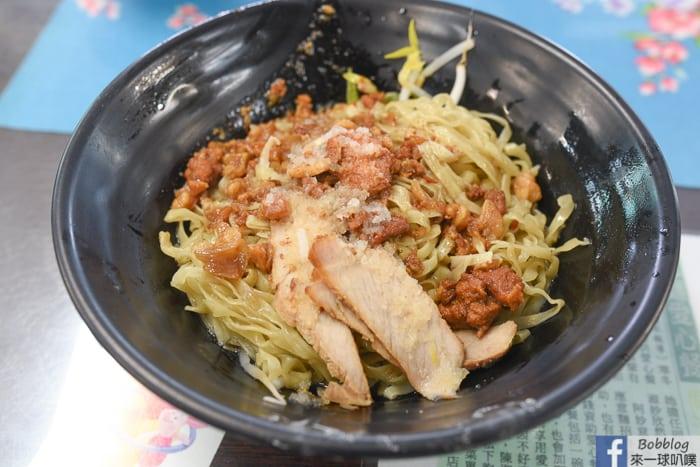 Tainan yi noodles 13