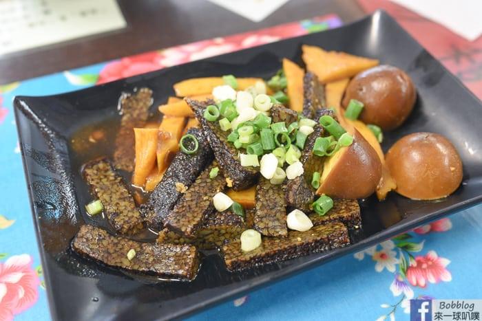 Tainan yi noodles 15