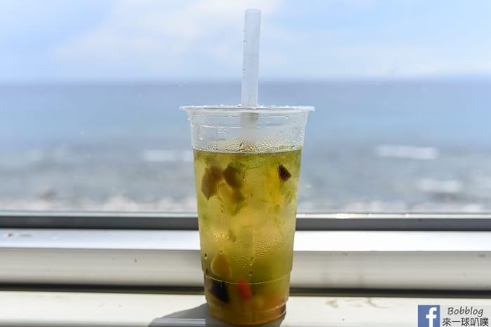 延伸閱讀:台東綠島飲料|甘泉小站黑糖海草冰沙(五顏六色的配料,天氣熱喝好消暑)