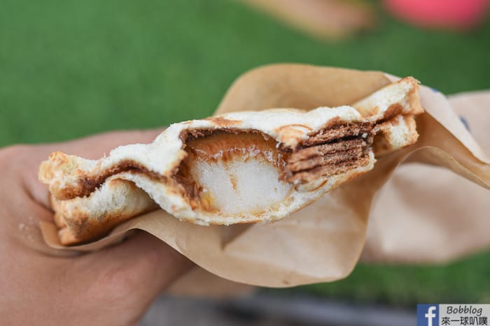 Lyudao hot pressed sandwich 15