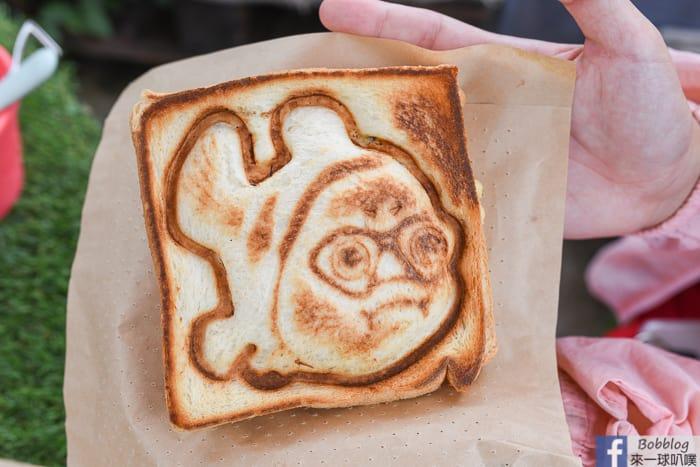 Lyudao hot pressed sandwich 6