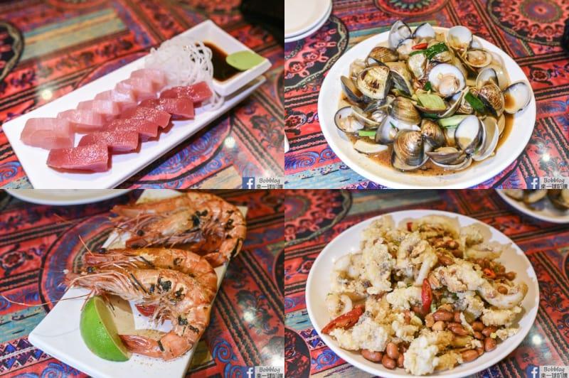 台東綠島美食|綠島非炒不可海鮮食堂(海鮮新鮮好吃,海鮮合菜餐廳)