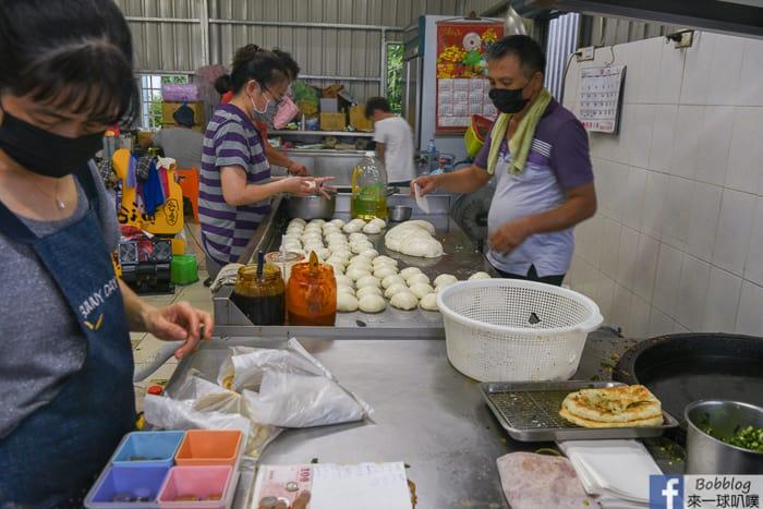 Taitung Haung Scallion pancakes 3