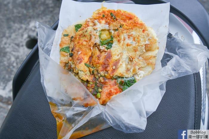 Taitung Haung Scallion pancakes 8