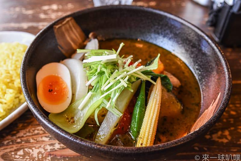 延伸閱讀:東京銀座美食-札幌ドミニカ銀座店(好吃湯咖哩名店,滿滿蔬菜)