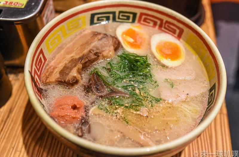 Kyushu Jangara Ramen Akihabara 18