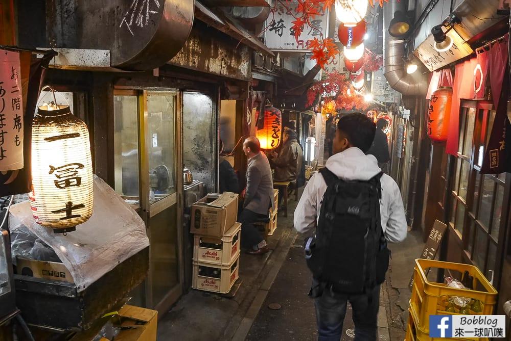 Shinjuku Omoide Yokocho TERIYAKI 4