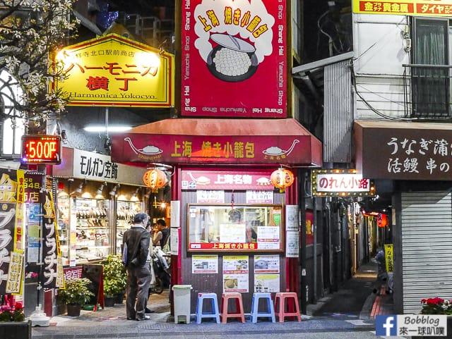 東京吉祥寺口琴橫丁(ハモニカ横丁)(各式居酒屋,餐廳,懷舊老街) @來一球叭噗日本自助攻略