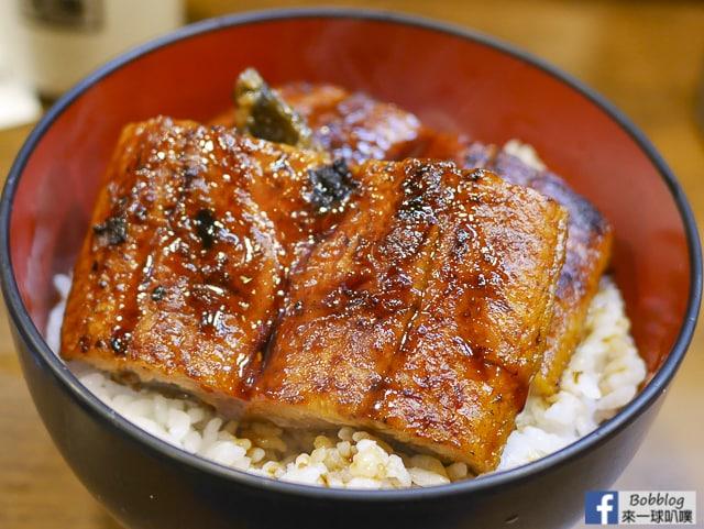 東京淺草美食-名代宇奈とと鰻魚飯(500日幣銅板鰻魚飯)