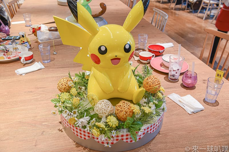 Pokemon cafe 22