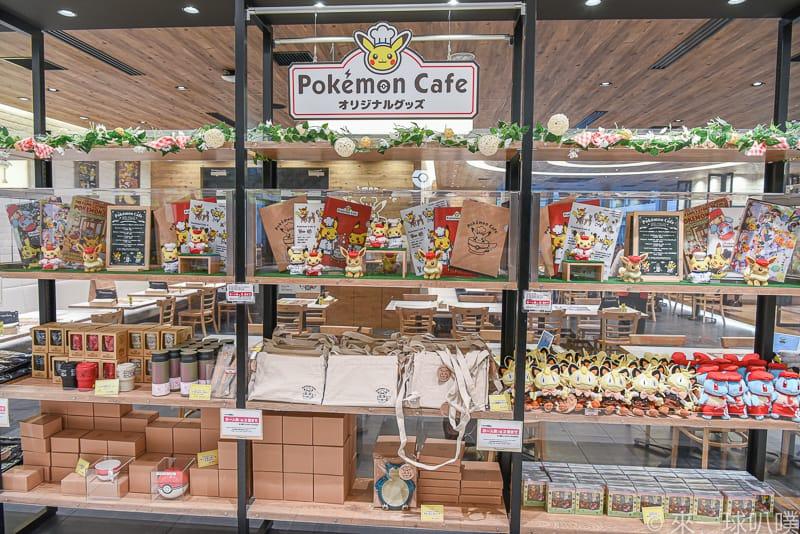 Pokemon cafe 34