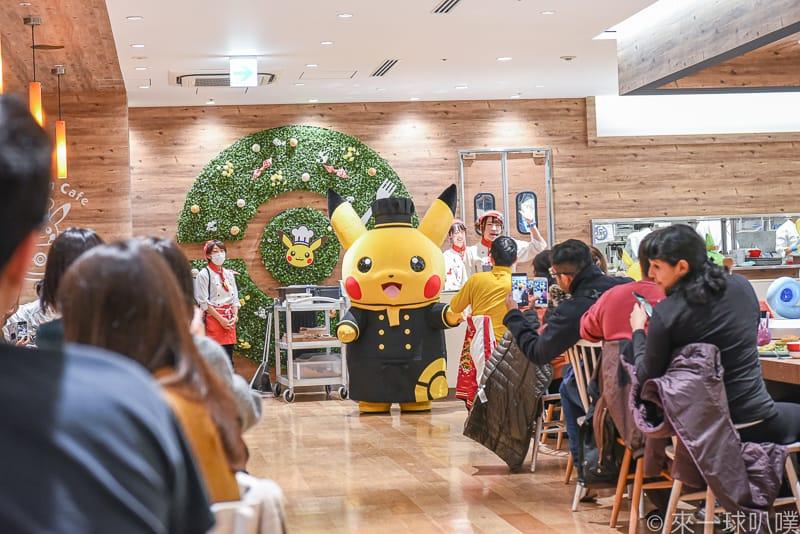 Pokemon cafe 60