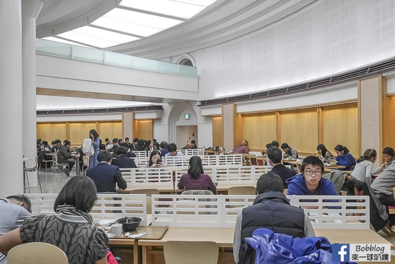 Tokyo university restaaurant 41