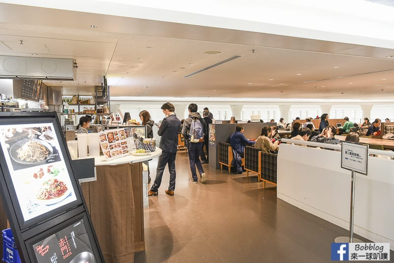 Tokyo university restaaurant 6