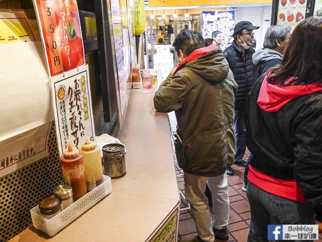 東京上野美食-肉の大山(好吃A5和牛可樂餅,多種炸物) @來一球叭噗日本自助攻略