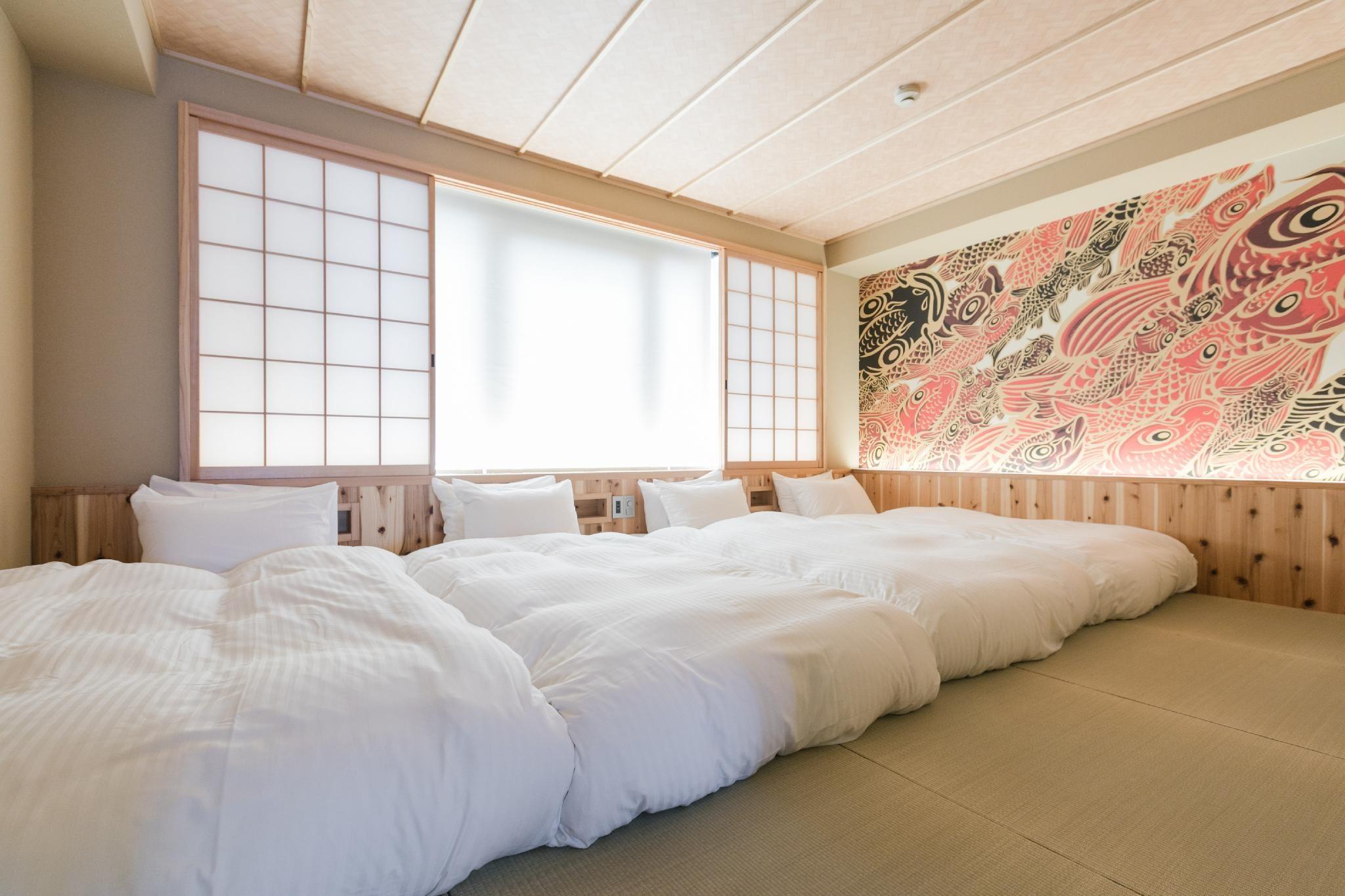京都住宿|京都格蘭雷姆青年旅館 (GRAND-REM KYOTO)