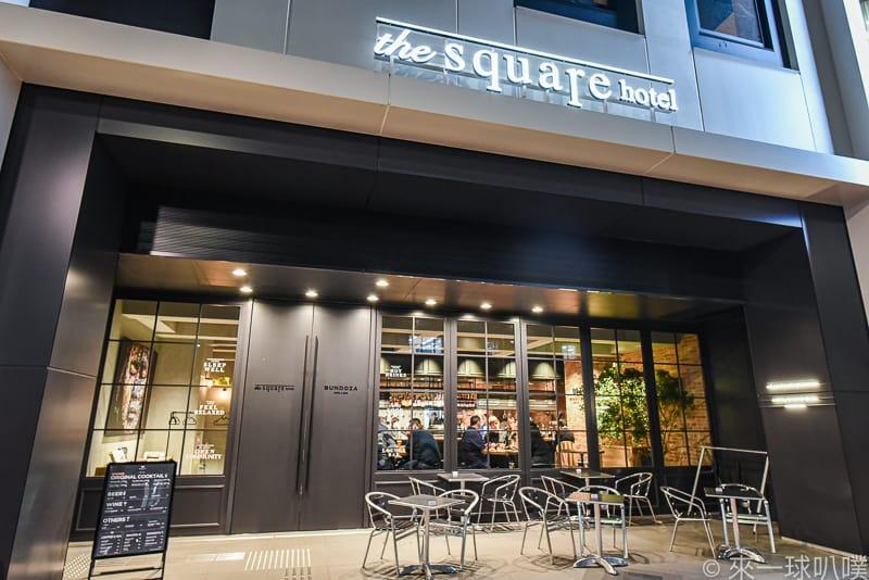 The square hotel GINZA 3
